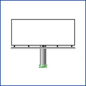 Notre panneau d'affichage extérieur et grand format, est une structure destinée à tous ceux qui veulent communiquer ou se faire connaître.